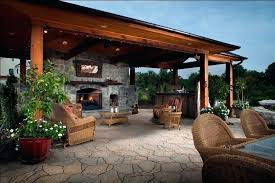 outdoor patio design pictures outdoor patio ideas with chair and fireplace and pot plant outdoor patio