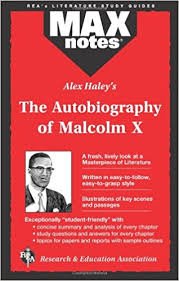 com autobiography of malcolm x as told to alex haley the  com autobiography of malcolm x as told to alex haley the maxnotes literature guides 9780878910045 anita j aboulafia english literature study