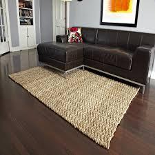 Jute Rug Living Room Anji Mountain Kashmir Coir Jute Braided Rug Amb0319