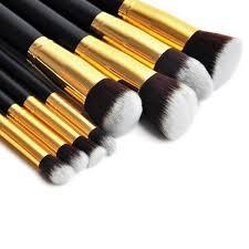 hot set brand professional makeup brushes cosmetics make up beauty styling tools eyeshadow brush set