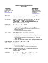 cover letter chronological order resume template chronological cover letter chronological resume template blank forms fill chronological wordchronological order resume template extra medium size