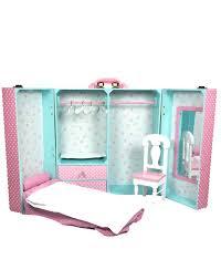 Pink Polka Dot Bedroom