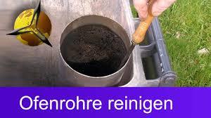 Kaminofen Reinigen Ruß Aus Ofenrohren Selber Entfernen
