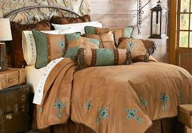 Rustic Western Bedroom Furniture To Transform Your Bedroom » Western Style  Bedding Sets With Elegant Color Blends
