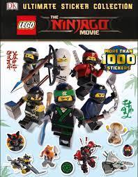 Lego Ninjago Sticker Book - More Fun Comics and Games