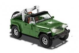 <b>Конструктор COBI</b>-24095 <b>Jeep Wrangler</b> Military - купить в ...