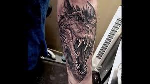 тату дракон 50 мужских татуировок с изображением дракона