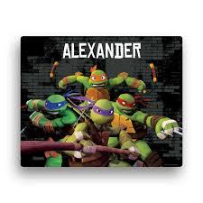 Ninja Turtle Bedroom Decor Nickelodeon Creativity Kids Decor