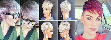 Elegantní Krátké účesy A účesy Pro Husté Vlasy 2019 Vlasystyl Vlasů