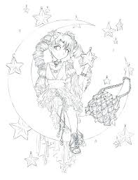 Free Fairy Tale Character Coloring Pages Anime Fairy Coloring Pages