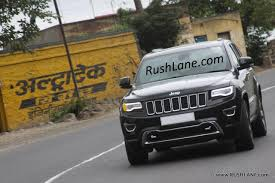 new car launches october 2014 indiaFiat India caught testing 2014 Jeep Grand Cherokee again Launch