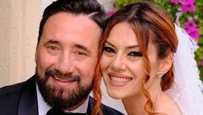Zampaglione e Giglia Marra sposi, il commento di Claudia Gerini