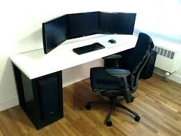 Excellent desk office Wood Pc Pinterest Pc Computer Desk Innovative Corner Gaming Computer Desk Best Images