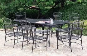 impressive on iron patio furniture backyard remodel plan ing wrought iron patio furniture idecorit