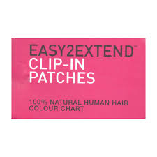 Patch Human Hair Colour Ring At American Dream Extensions