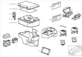 ews control unit tr module support bmw 8 e31 840ci m62 europe fuse box
