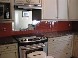 Mirror Backsplash In Kitchen Mirror Backsplash Modern Home Design And Decor