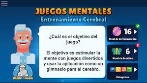 Hoy, hablaremos de manera específica sobre los ejercicios mentales. Ejercicios Mentales Divertidos Smarter Entrenador Mental Juegos Mentales Aplicaciones En Google Play Zonia Relly1976