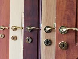 what type of front door material is