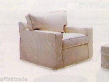 Twill Armchair Slipcovers eBay