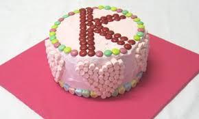 Letter K Birthday Cake Kidspot
