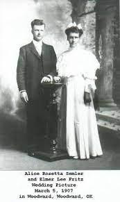 Alice Rosetta Semler Fritz (1877-1958) - Find A Grave Memorial