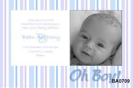 Printed Birth Announcement Baby Boys Birth Announcements For Newborn Baby Boys Birth By Little