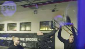 Clearer Footage Shows Conor McGregor's Rampage On UFC Rivals' Bus