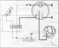 vw tachometer wiring vw auto wiring diagram schematic vw bosch alternator wiring diagram wire diagram on vw tachometer wiring