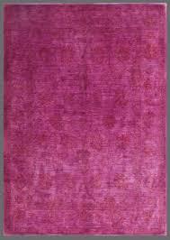rugstudio overdyed 449440 616 fuchsia area rug