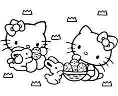 Hello Kitty Kleurplaat 1000 Gratis Kleurplaatsen In Alle Vormen