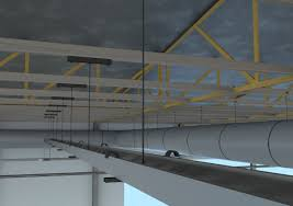 Trapeze Hanger Design Hangers Supports Distribution In Revit Mep Smart