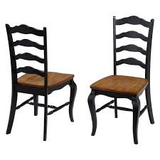 dining chair sb furniture. home styles the french countryside oak dining chairs - set of 2 rubbed black 5519 chair sb furniture