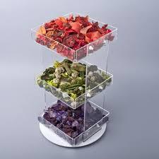 Acrylic Food Display Stands 100 Tier Acrylic Fruit Food Display TrayPerspex Buffet Display 28