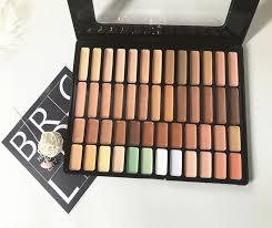china veronni 50 color contour palette foundation base makeup palettes cosmetic concealer palette face primer cream beauty contouring china concealer