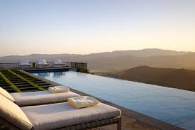 infinity pools for homes. Plain Pools 10 Infinity Pools That Will Make You Want To Swim Forever PHOTOS   HuffPost Intended For Homes P