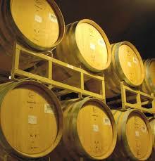 oak barrels stacked top. Barrel Racks Oak Barrels Stacked Top C