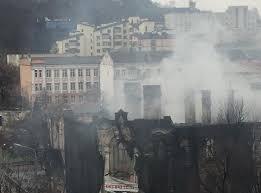 Мінкульт просить київську владу викупити пам'ятник архітектури, в якому напередодні була пожежа - Цензор.НЕТ 251