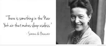 Simone De Beauvoir Quotes Interesting Simone De Beauvoir Quotes
