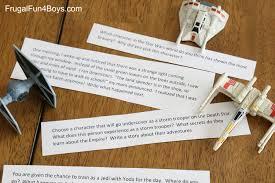printable star wars writing prompts star wars printable writing prompts for 3rd 6th graders