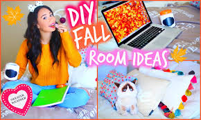 make your room cozy for fall diy room decorations for cheap youtube
