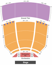 Park Theater Mcminnville Tn Seating Chart Tpac Polk Theater Seating Chart Nashville