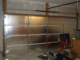 insulating a garage doorInsulated Garage Door Within Garage Door Insulation How Important