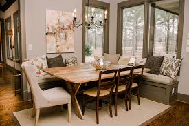 dining table banquette dining room furniture