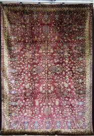 antique kashan circa 1900 silk persian rug item ab 15 best of antique rugs toronto