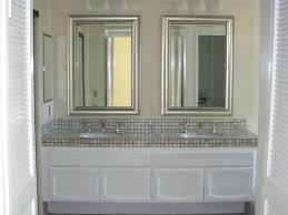 silver framed bathroom mirrors. Silver Framed Mirrors Bathroom Mirror Home Design Ideas I