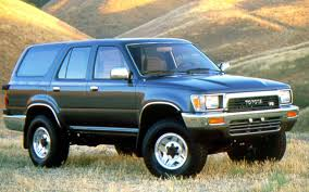 Toyota 4Runner: 30 Years and Counting - Truck Trend News