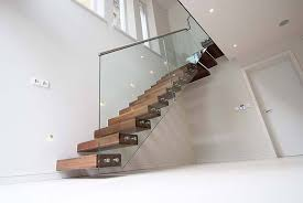 Floating Stairs Uk the art of stairs the cantilever floating staircase  design home remodel ideas