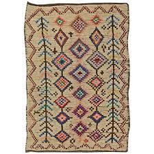 vintage mid century rug modern rugs los angeles