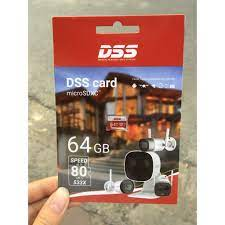 Thẻ Nhớ DSS Card 64GB – MicroSD 64GB
